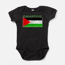 Palestine.jpg Baby Bodysuit