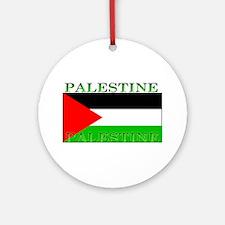 Palestine.jpg Ornament (Round)