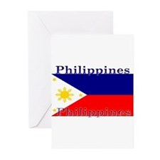 Philippines.jpg Greeting Cards (Pk of 20)