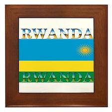 Rwanda.jpg Framed Tile