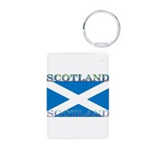 Scotland2.jpg Aluminum Photo Keychain
