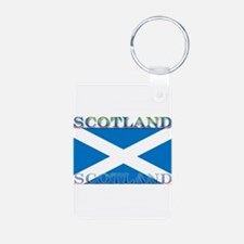 Scotland2.jpg Aluminum Photo Keychain