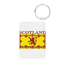 Scotland.jpg Aluminum Photo Keychain