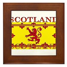 Scotland.jpg Framed Tile