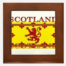 Scotland.jpg Framed Tile