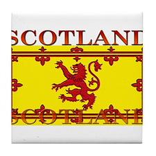 Scotland.jpg Tile Coaster