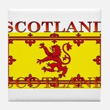 Scotland.jpg Tile Coaster
