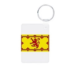 Scotlandblank.jpg Aluminum Photo Keychain