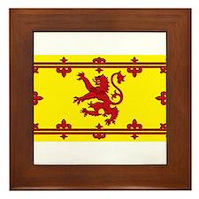Scotlandblank.jpg Framed Tile