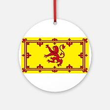 Scotlandblank.jpg Ornament (Round)
