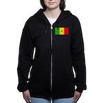 Senegalblank.png Women's Zip Hoodie