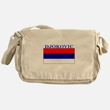 Djokovic.png Messenger Bag