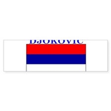 Djokovic.png Bumper Sticker