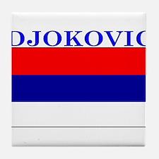 Djokovic.png Tile Coaster