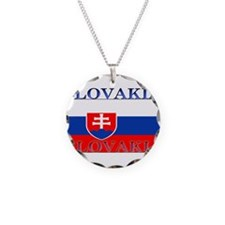 Slovakiablack.png Necklace
