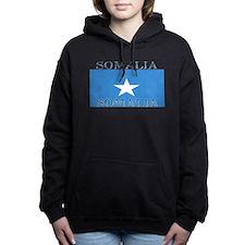 Somalia.jpg Women's Hooded Sweatshirt