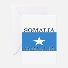 Somalia.jpg Greeting Card