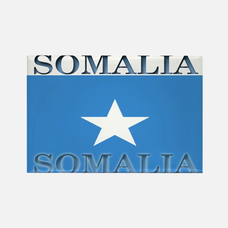 Somalia.jpg Rectangle Magnet
