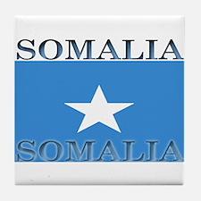 Somalia.jpg Tile Coaster