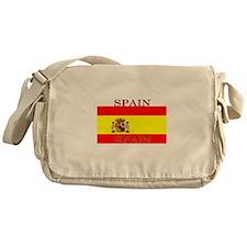 Spainblack.png Messenger Bag