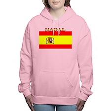 Nadal.png Women's Hooded Sweatshirt
