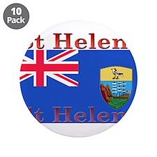 "StHelena.jpg 3.5"" Button (10 pack)"