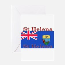StHelena.jpg Greeting Card
