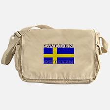 Swedenblack.png Messenger Bag