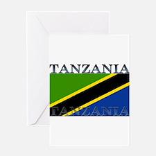 Tanzania.jpg Greeting Card