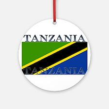 Tanzania.jpg Ornament (Round)