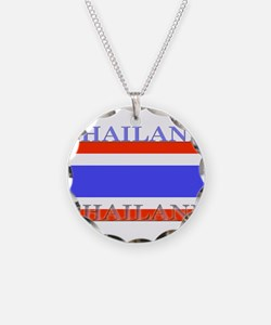 Thailand.png Necklace