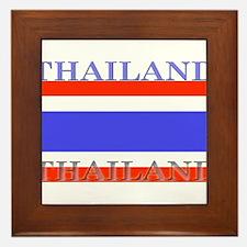 Thailand.png Framed Tile