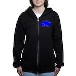 Alaska.png Women's Zip Hoodie