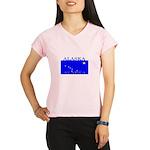 Alaska.png Performance Dry T-Shirt