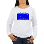 Alaska.png Women's Long Sleeve T-Shirt