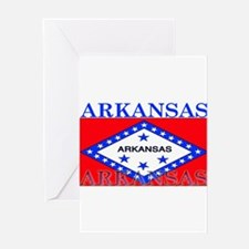 Arkansas.png Greeting Card