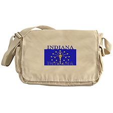 Indianawhite.png Messenger Bag