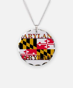 Maryland.png Necklace