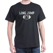 Long Jump dad (dark) T-Shirt