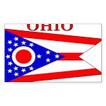 Ohio.png Sticker (Rectangle 10 pk)