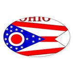 Ohio.png Sticker (Oval 50 pk)