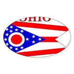 Ohio.png Sticker (Oval 10 pk)