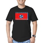 Tennessee.jpg Men's Fitted T-Shirt (dark)