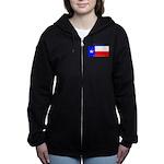 Texas.jpg Women's Zip Hoodie