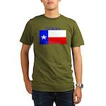 Texas.jpg Organic Men's T-Shirt (dark)