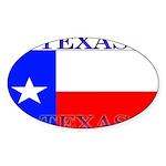 Texas.jpg Sticker (Oval 10 pk)