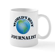 World's Best Journalist Mugs