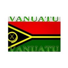 Vanuatu.jpg Rectangle Magnet