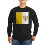 Vaticanblank.jpg Long Sleeve Dark T-Shirt