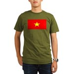 Vietnamblank.jpg Organic Men's T-Shirt (dark)
